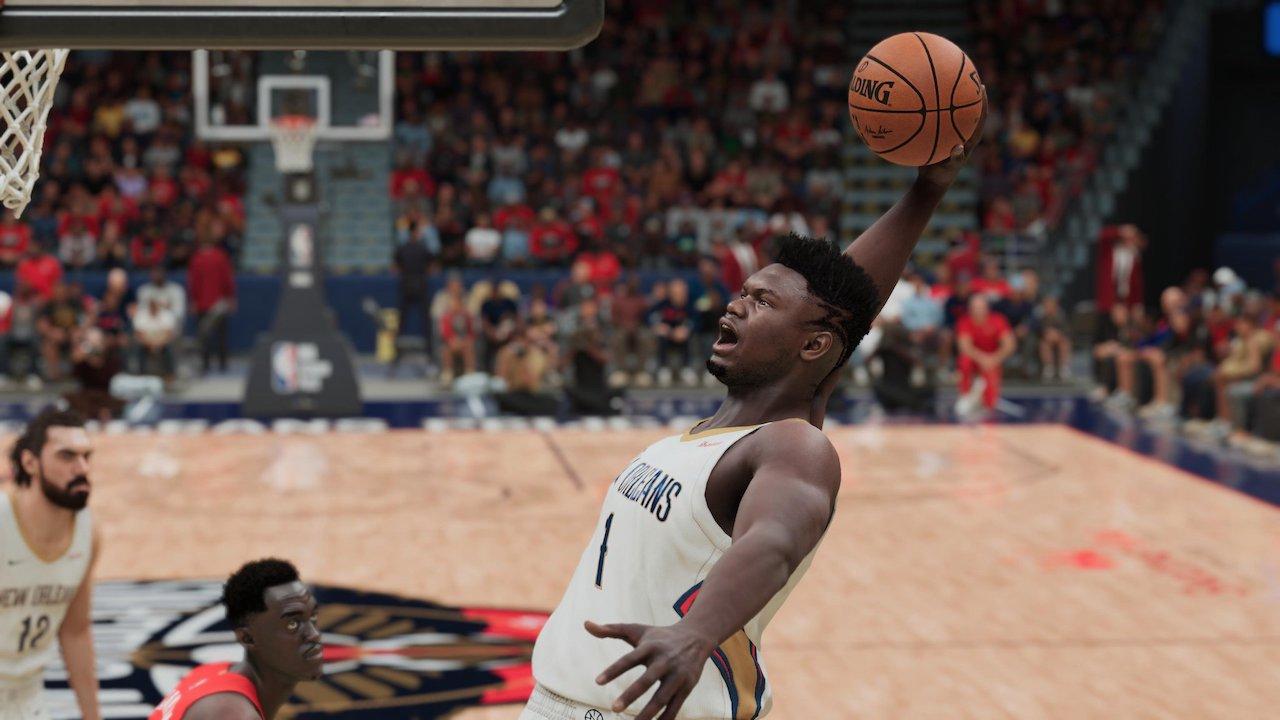 NBA 2K21 NBA 2K22 Cover Athlete