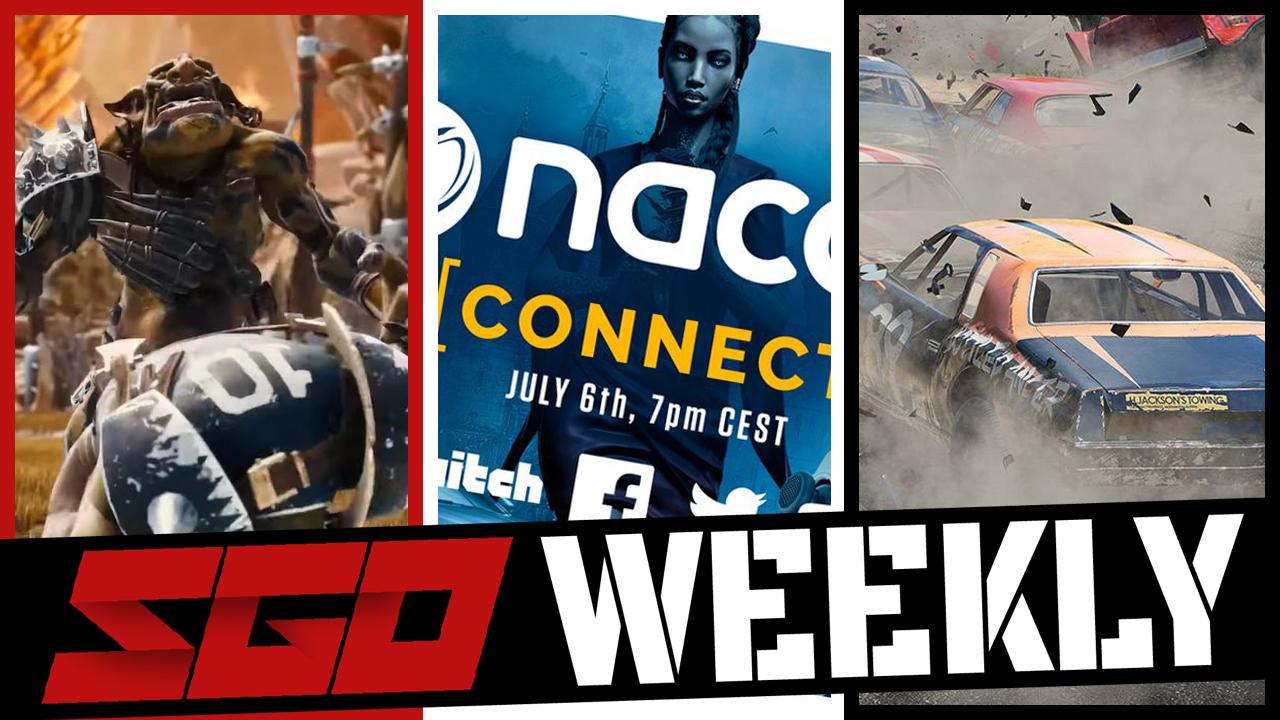 Blood Bowl 3 Nacon Connect SGO Weekly