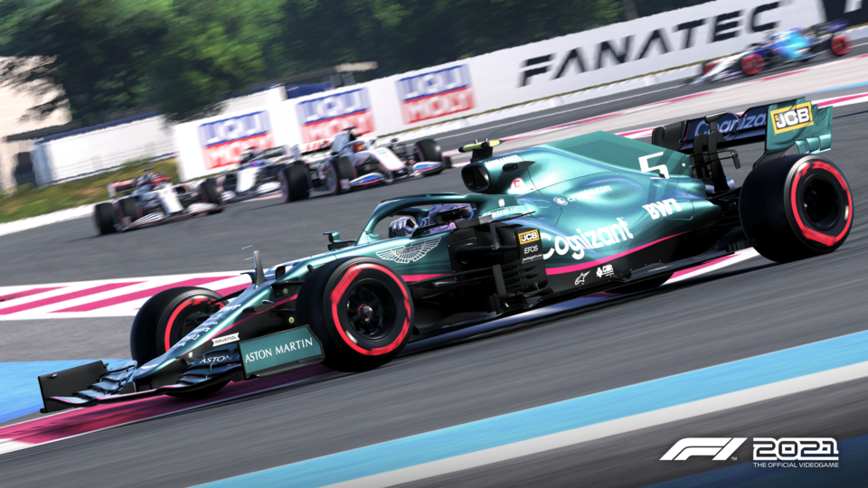 F1 2021 Braking Point: Meet the Cast of the Mode