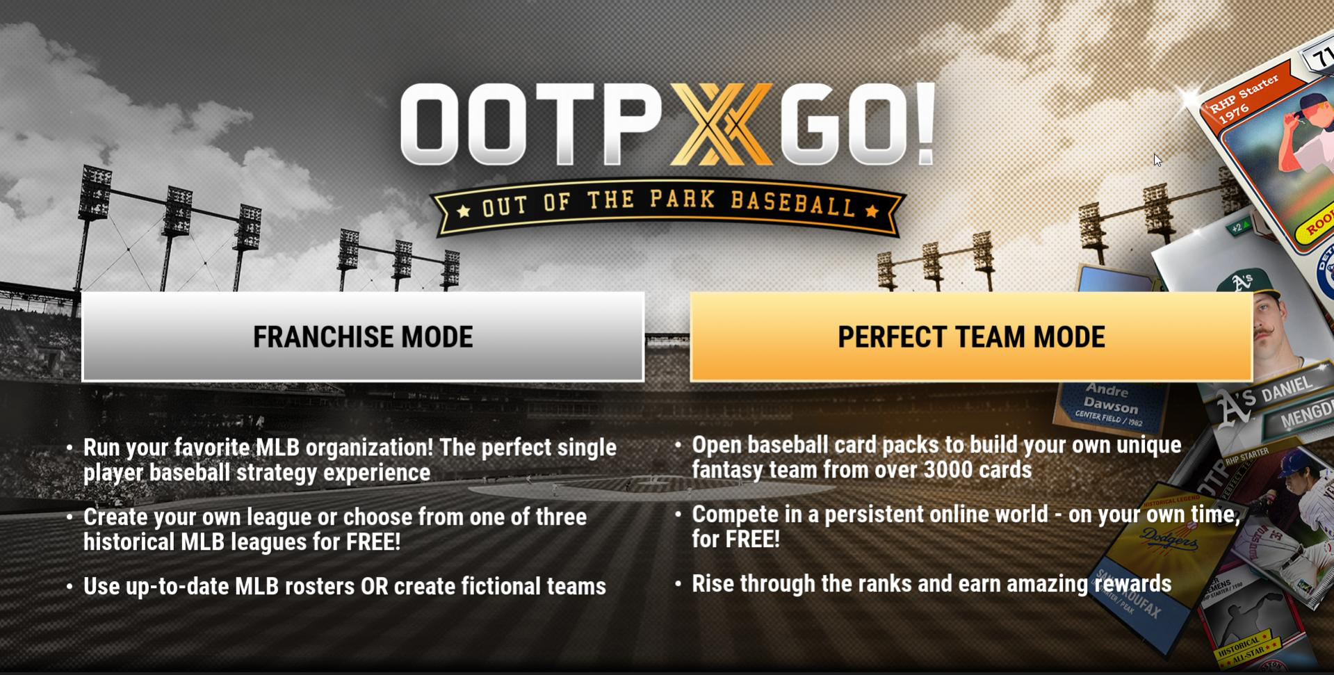 OOTP Baseball Go
