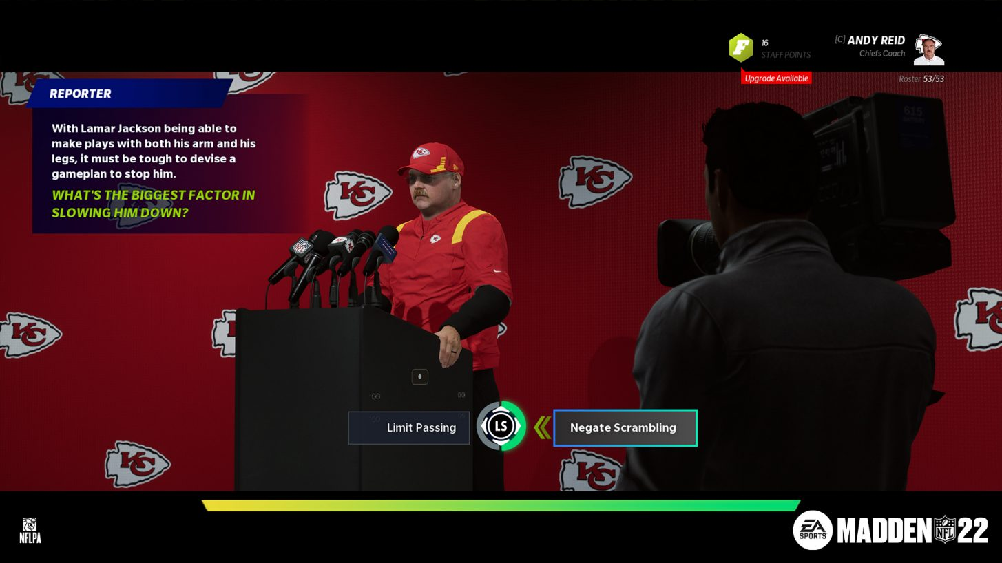 Madden 22 Review Franchise Mode