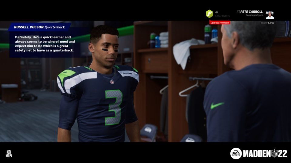 Madden 22 franchise mode features
