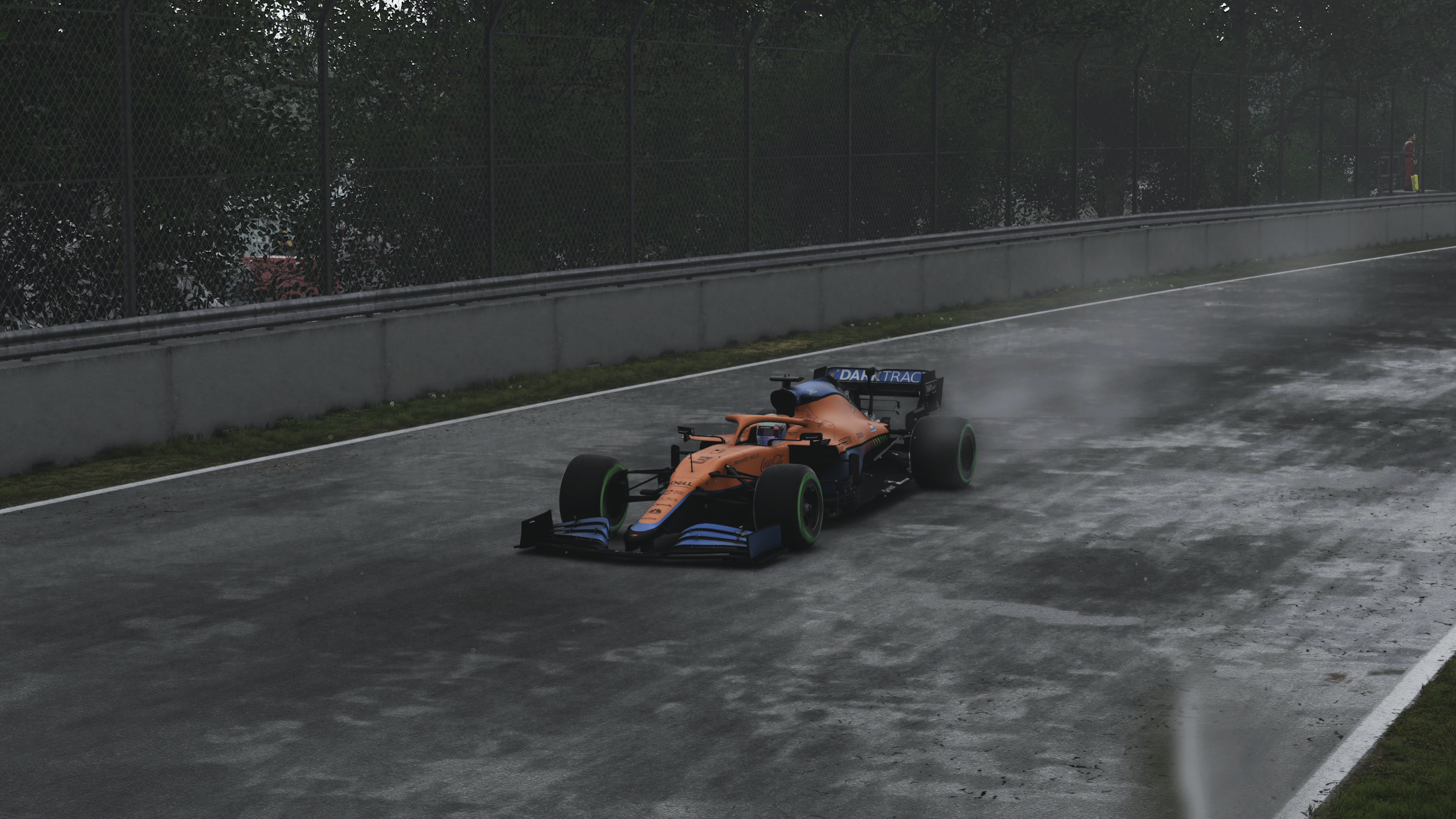F1 2021 Review Racing