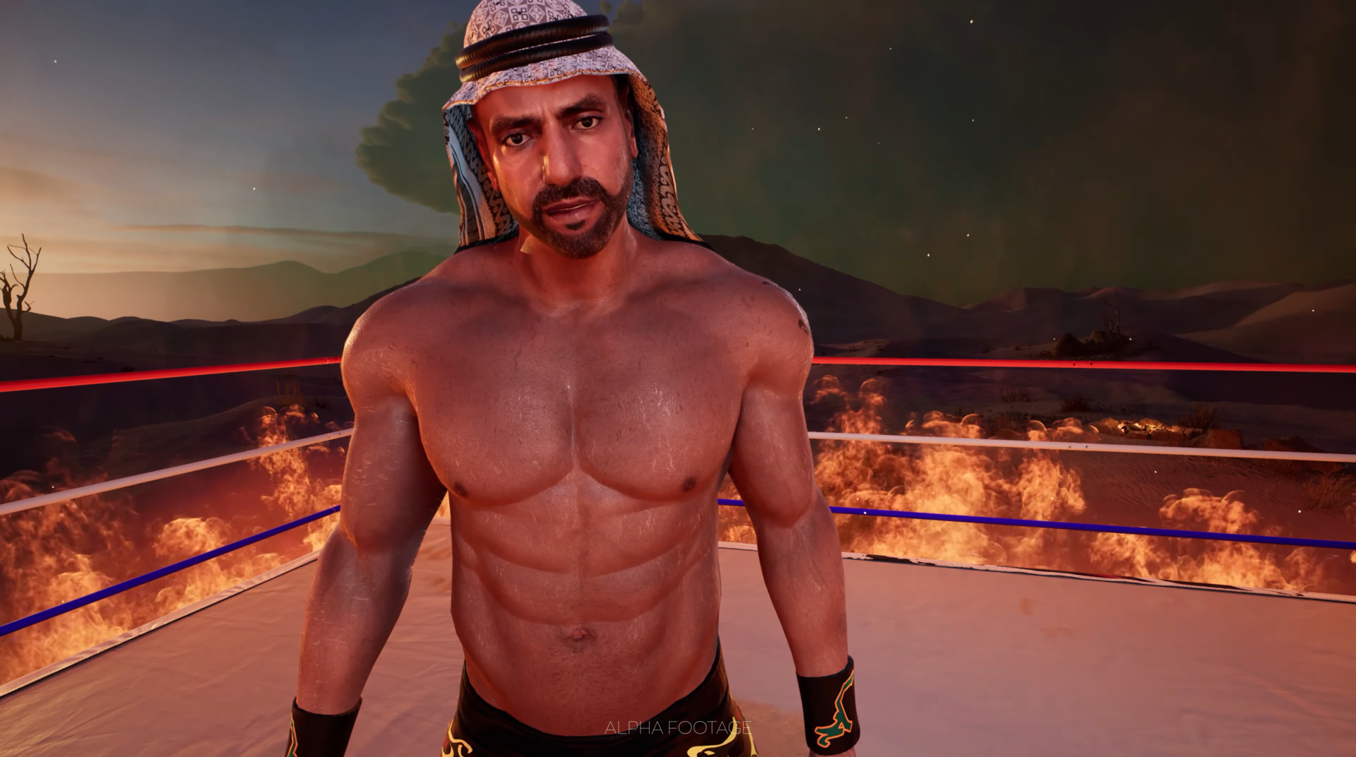 Virtual Basement The Wrestling Code