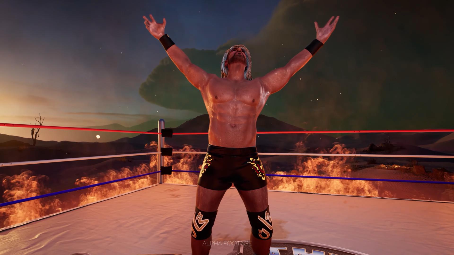 The Wrestling Code Muhammad Hassan