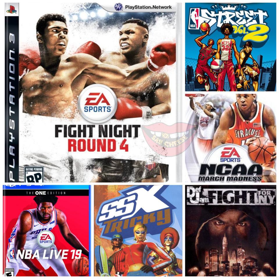 EA Franchises