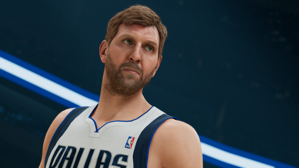 NBA 2K22 Features First Look Dirk Nowtizki