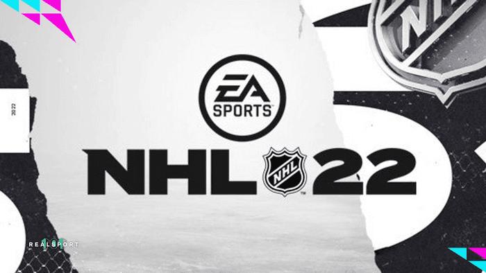 NHL 22 Reveal Logo