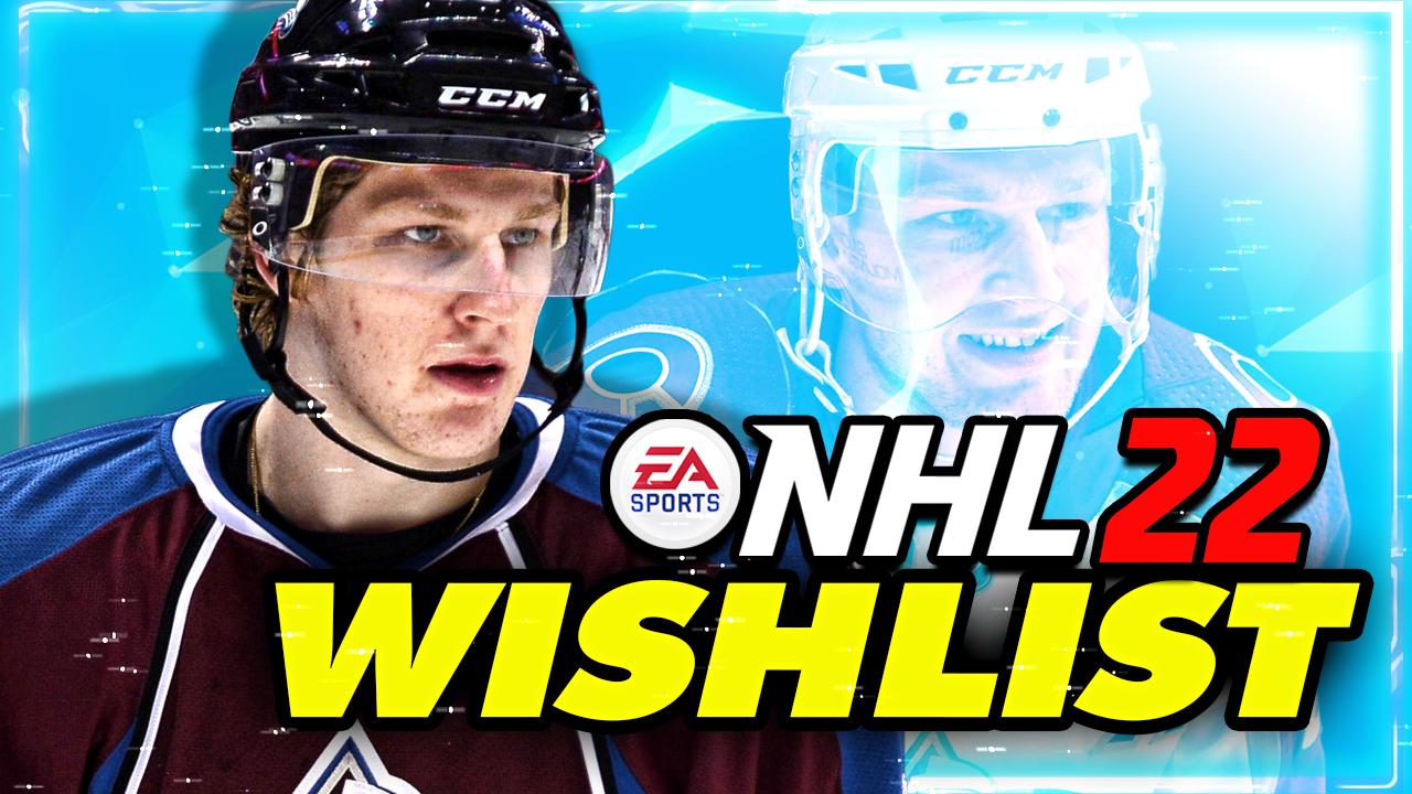 NHL 22 Features Wishlist
