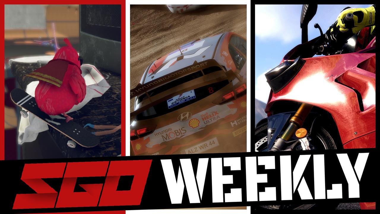 WRC RiMS Racing SGO Weekly