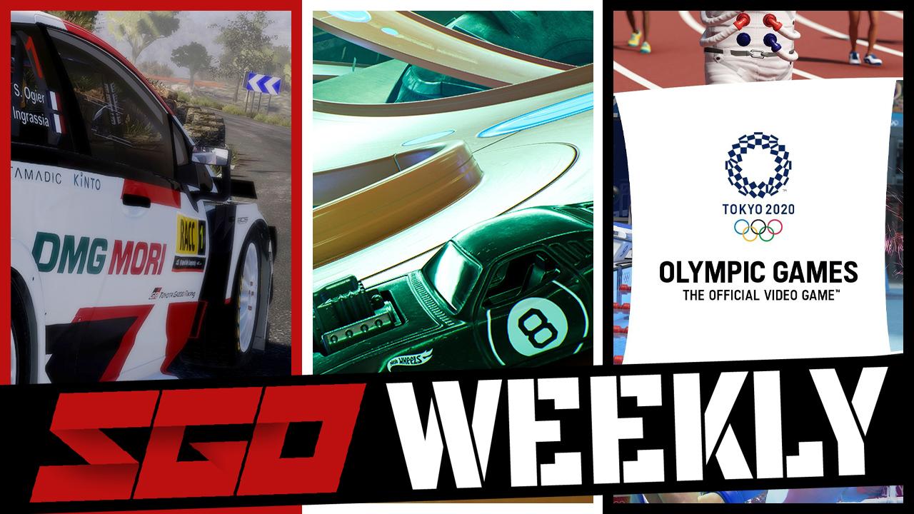 SGO Weekly WRC 10