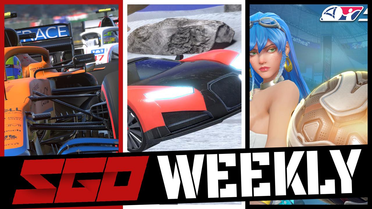 F1 2021 SGO Weekly