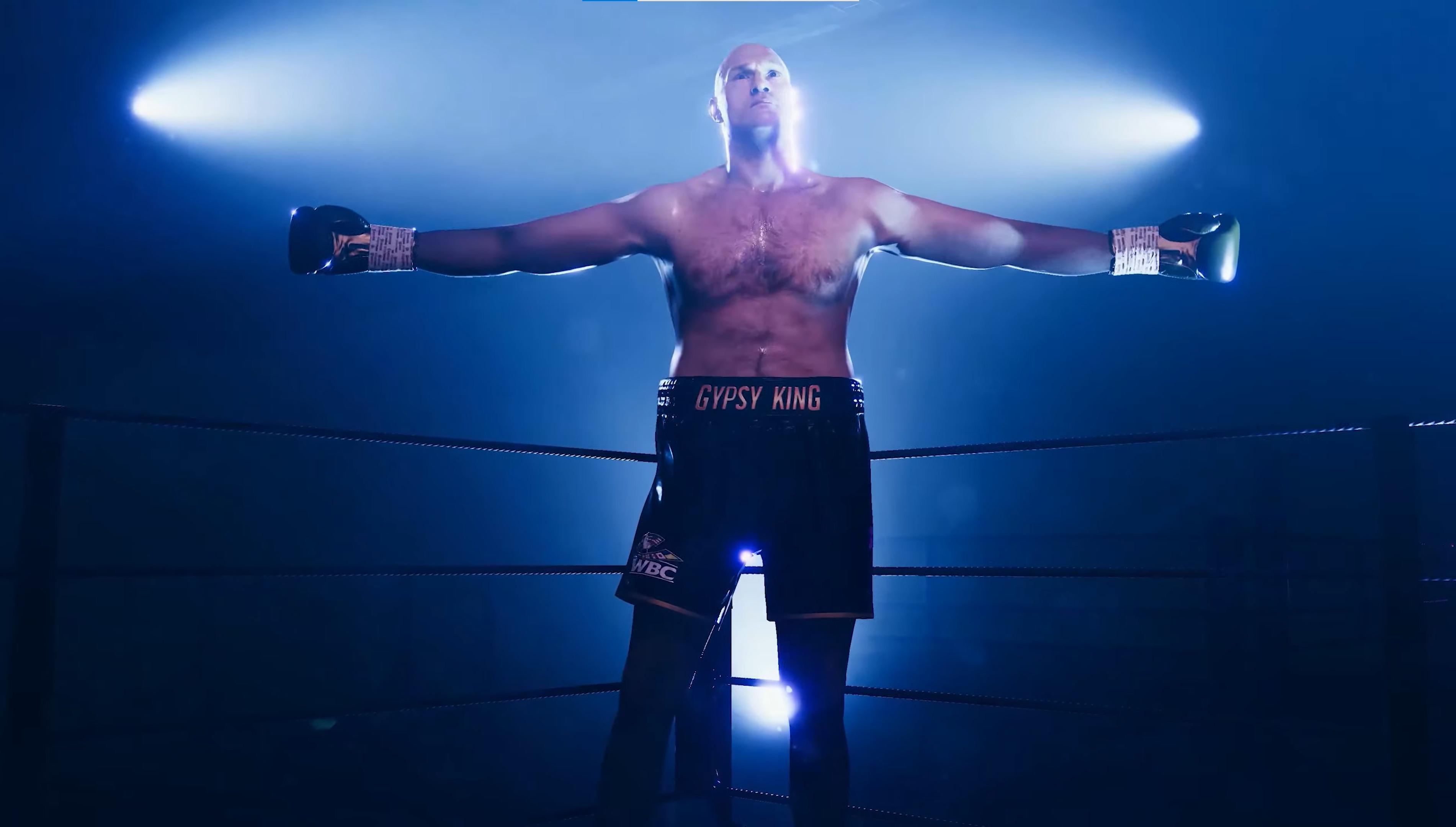 Tyson Fury ESBC