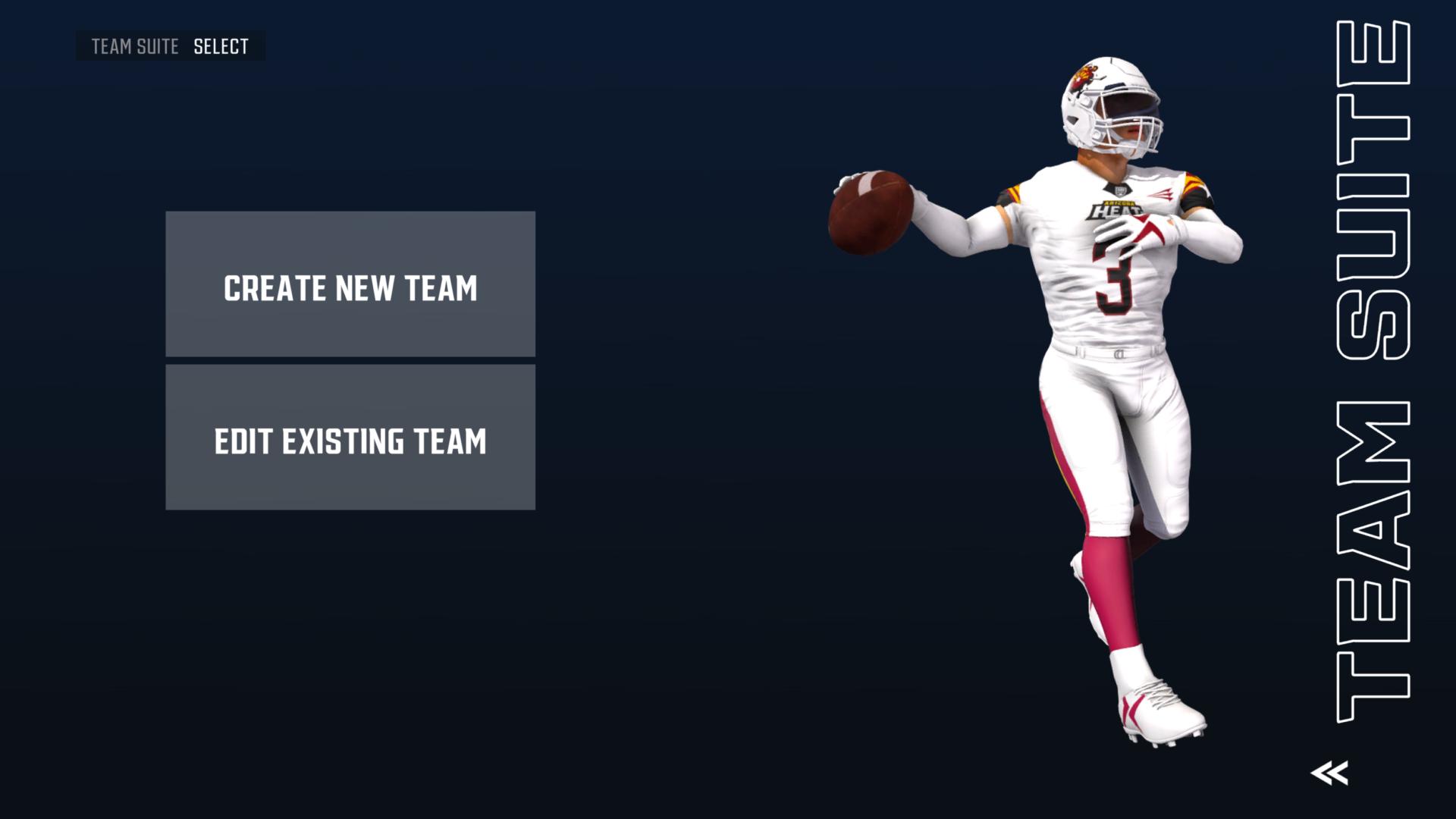 Axis Football 21 Customization Features