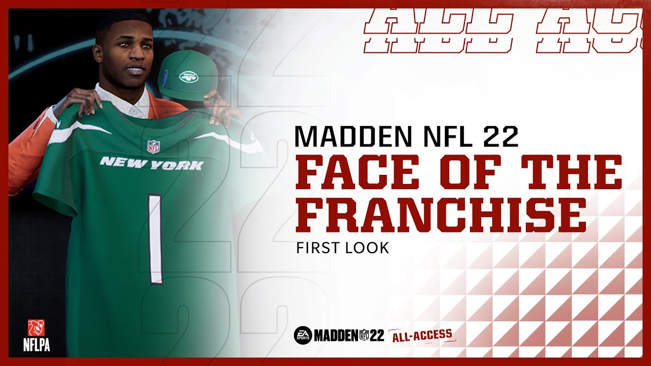 Madden 22 Face of the Franchise