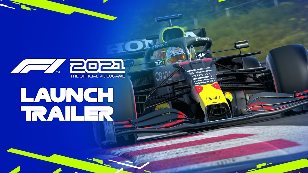 F1 2021 Reveal Launch Trailer