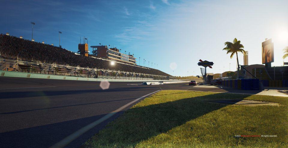 NASCAR 21 Unreal Engine