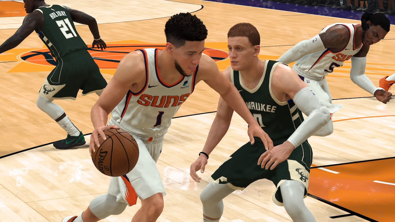 NBA 2K22 Gameplay: What We Can Expect - Sports Gamers Online