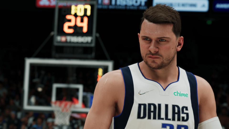NBA 2K22 Gamplay