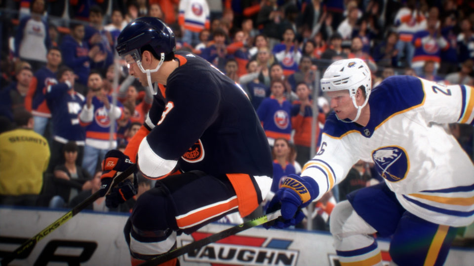 NHL 22 GM Connected