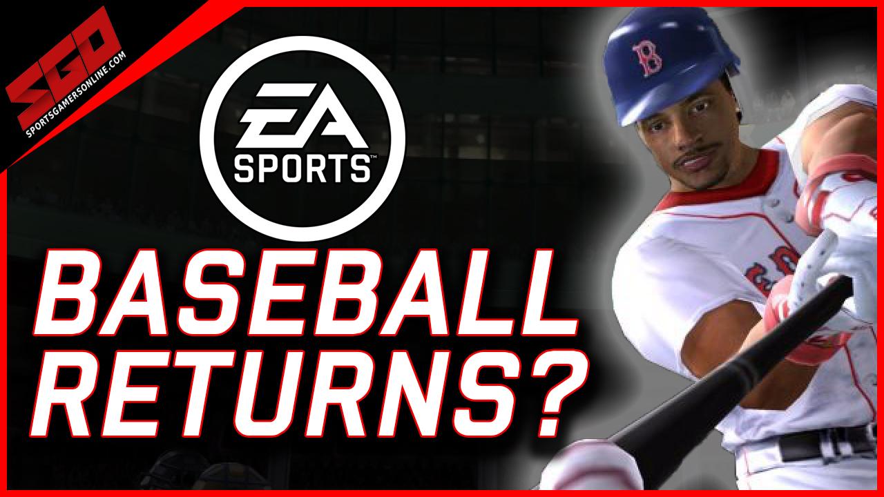 EA Sports Baseball