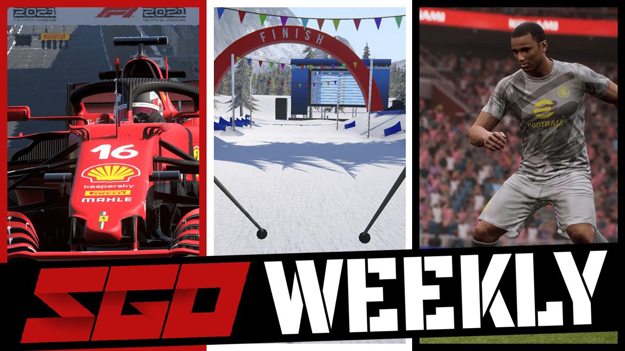 eFootball F1 2021 SGO Weekly