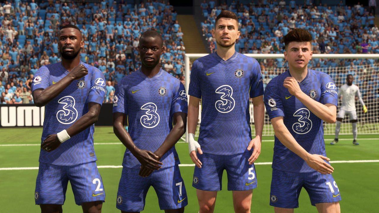 FIFA 22 Next Gen