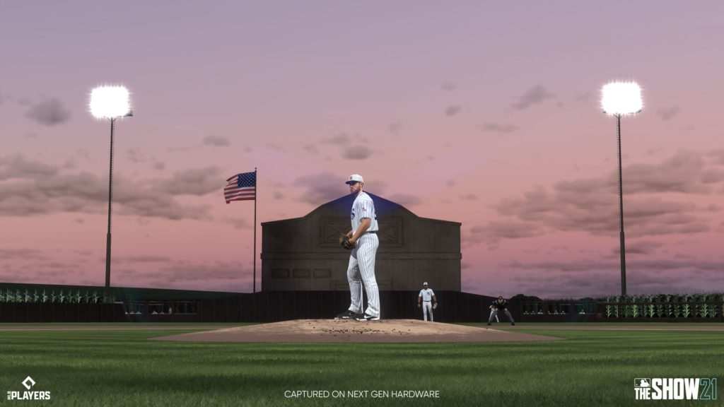 MLB Field of Dreams in MLB The Show 21