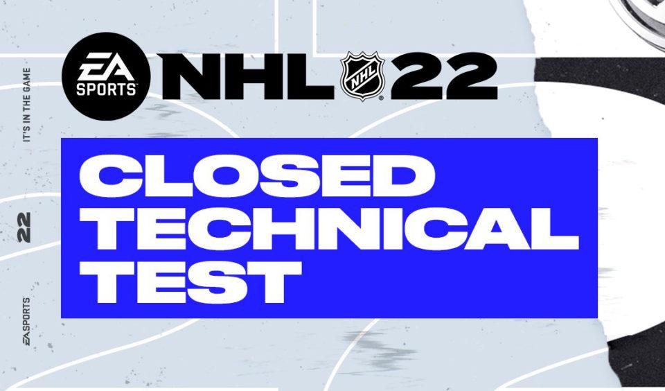 NHL 22 Beta