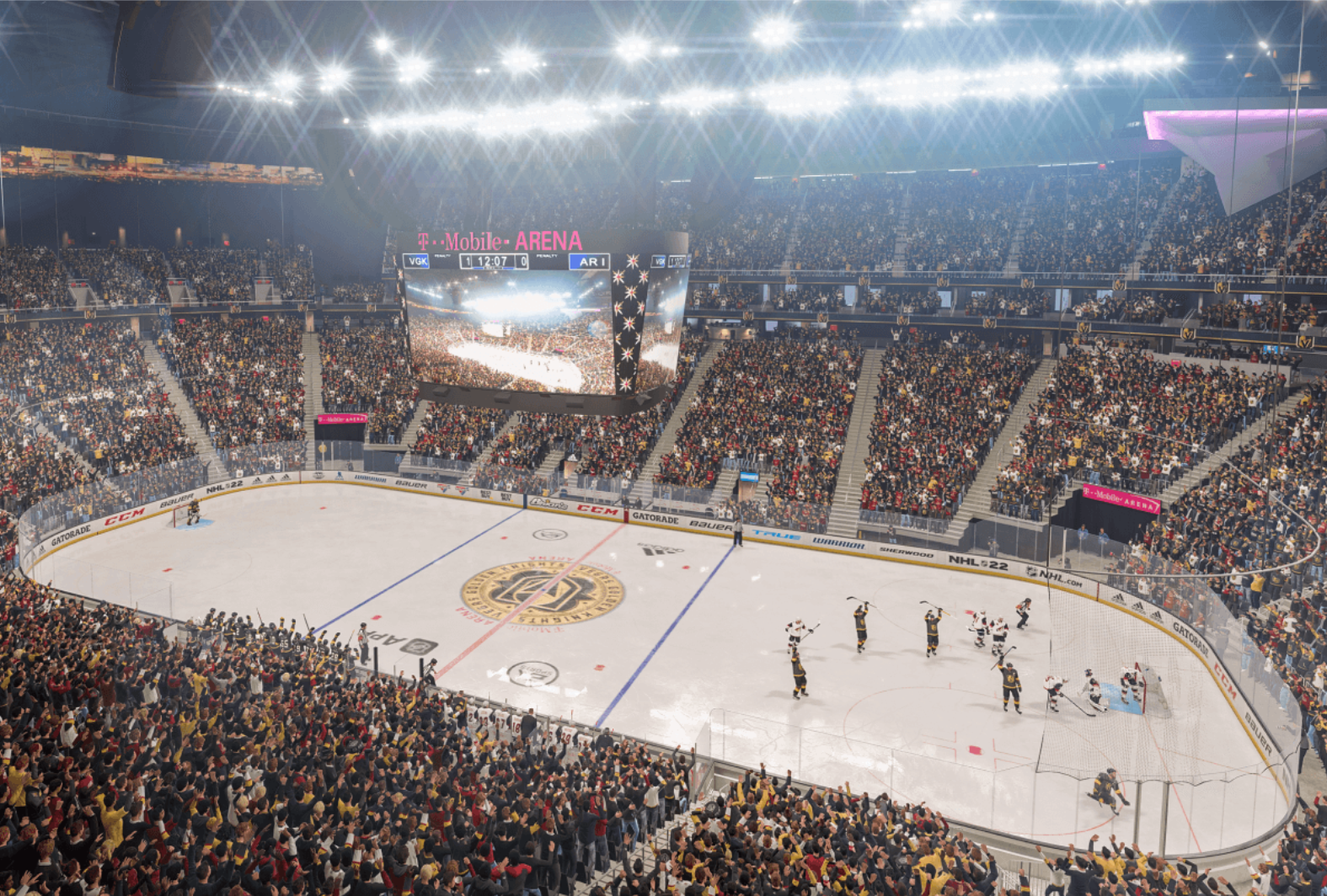 NHL 22 Crossplay