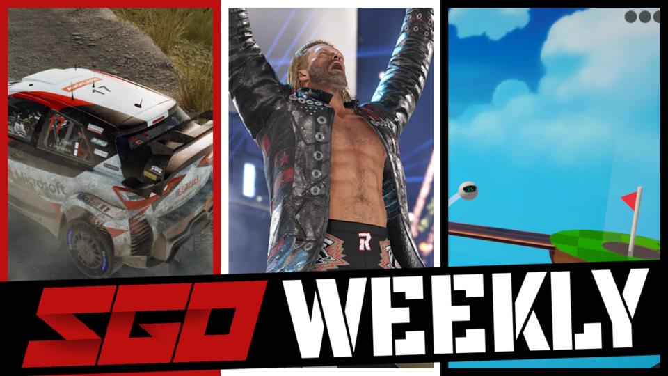 WWE 2K22 Golfie SGO Weekly