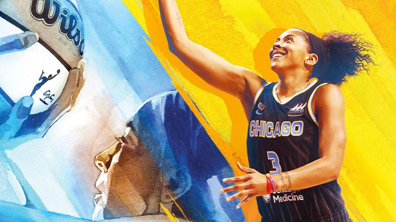 NBA 2K22 WNBA
