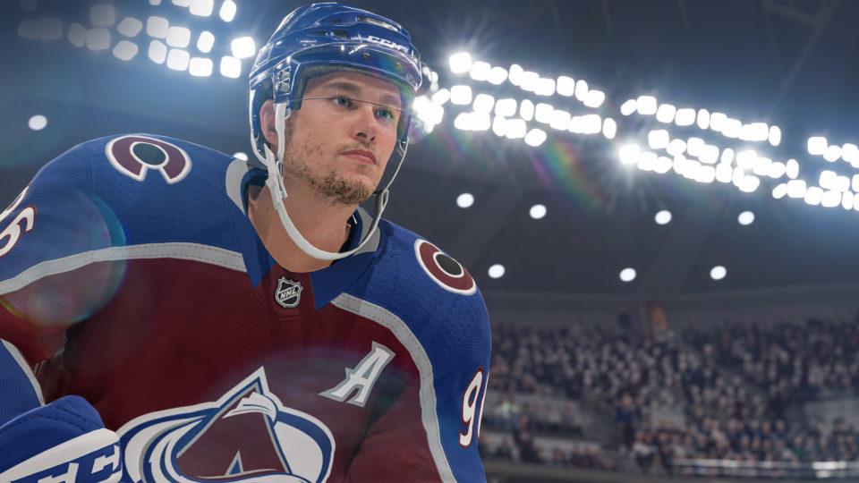 NHL 22 x Factors