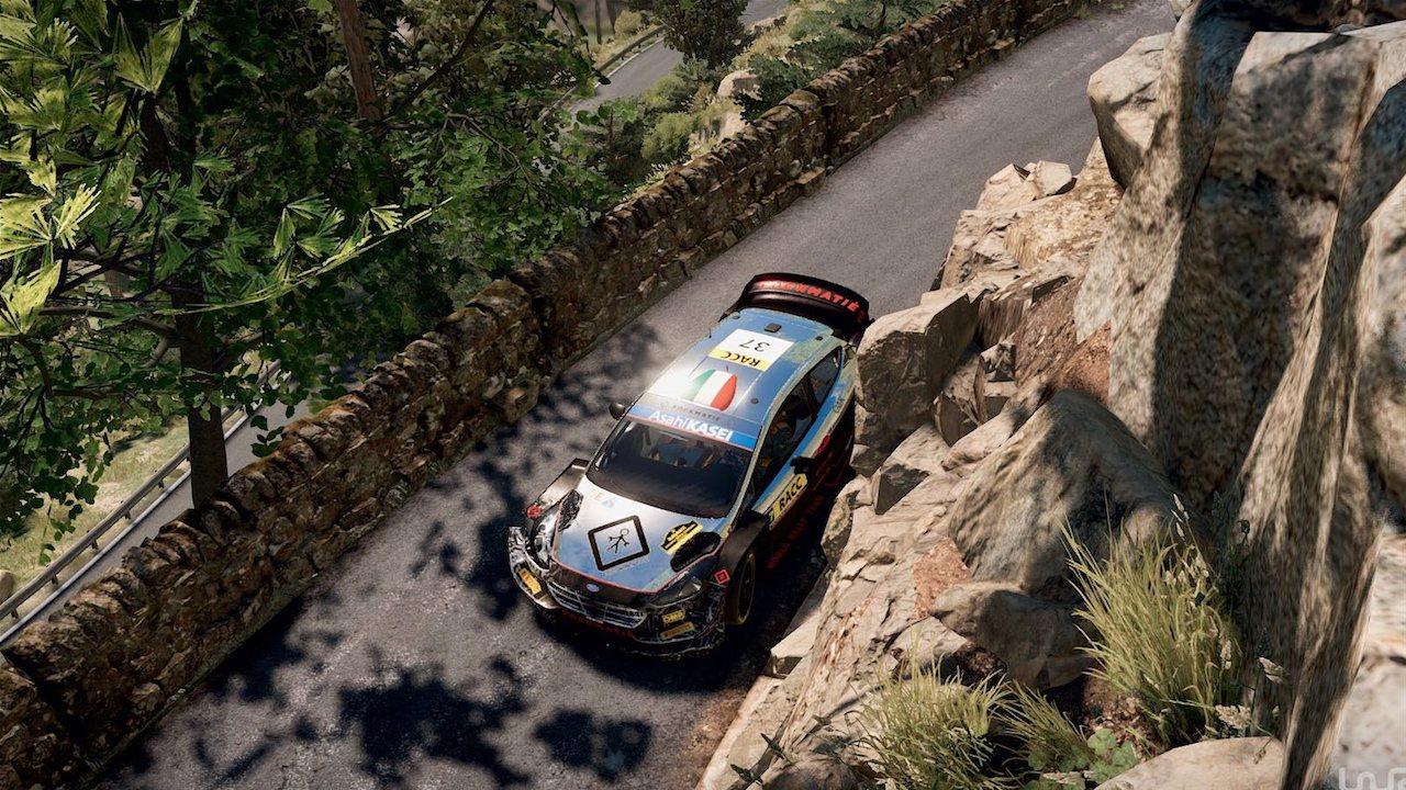 WRC 10 US Launch