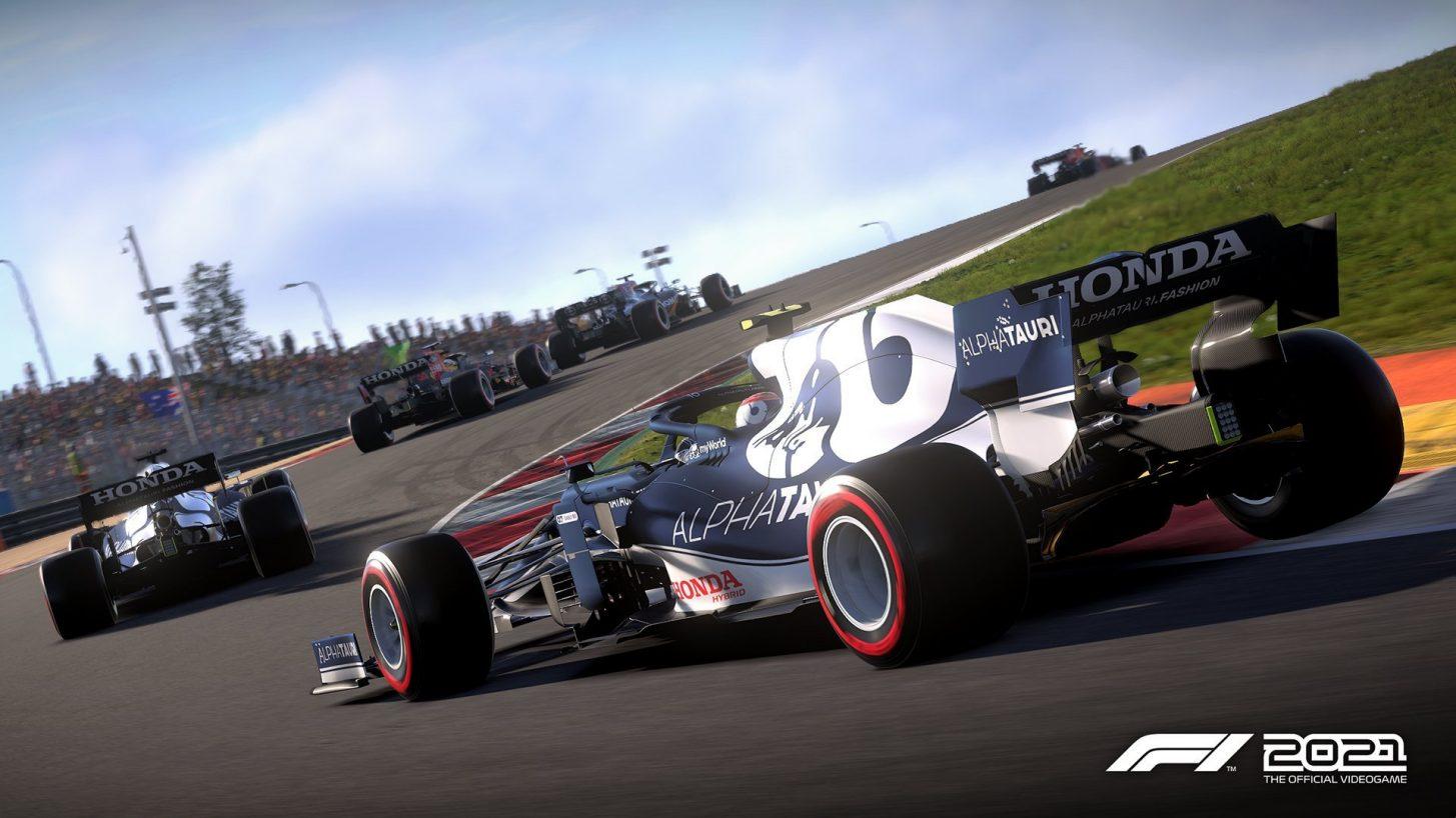 F1 2021 Patch