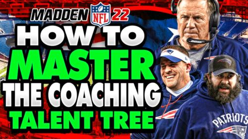 Madden 22 Talent Trees