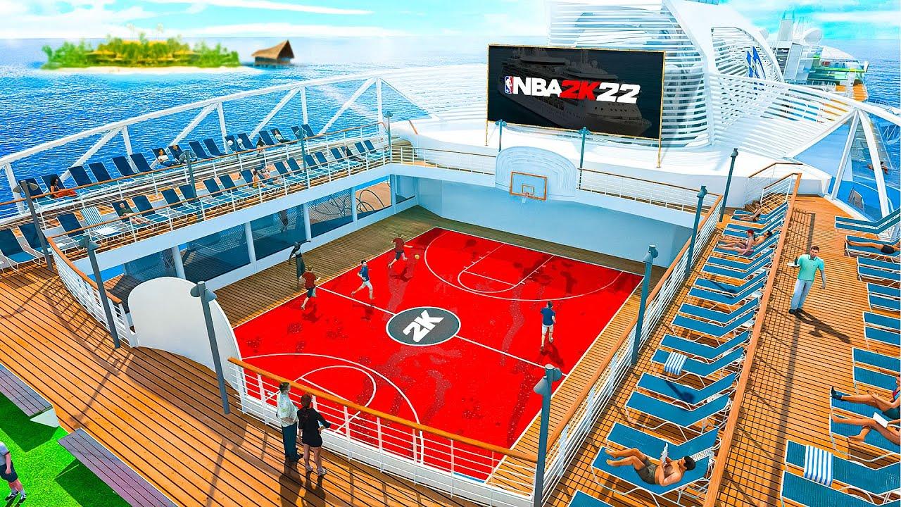 NBA 2K22 Cruise