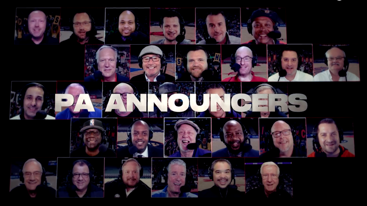 NBA 2K PA Announcers
