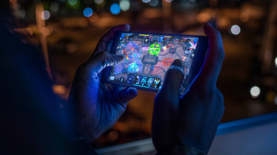 Mobile Sports Games