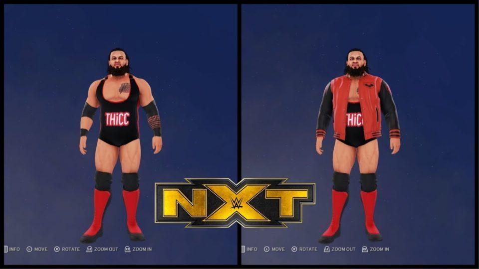 WWE 2K22 DLC